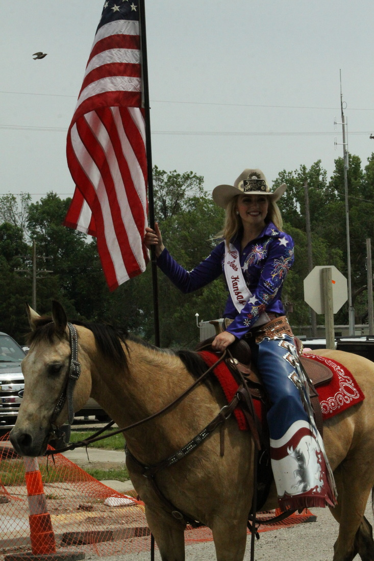 Rodeo Parade Flint Hills Rodeo